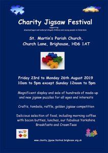 Brighouse Jigsaw Festival 2019l