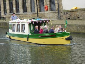Canal trips in Brighouse