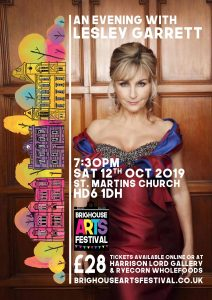 Lesley Garrett - Brighouse Arts Festival