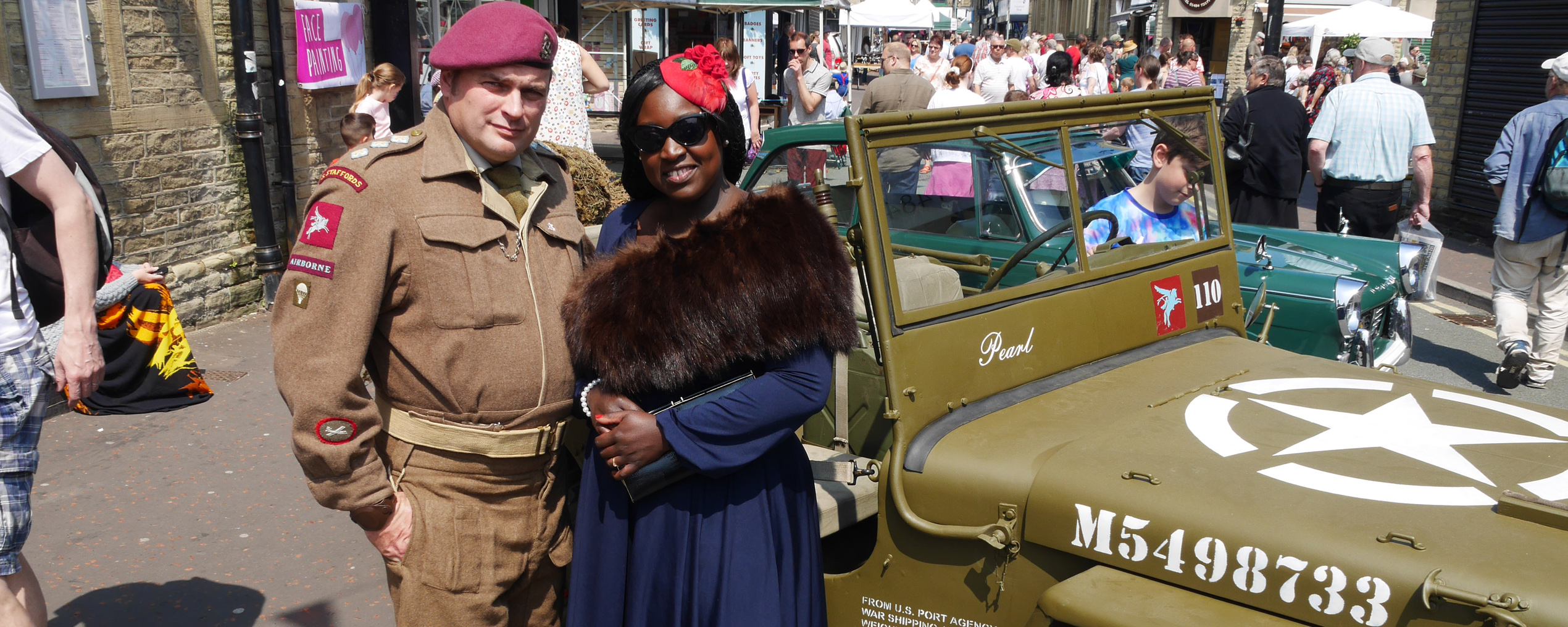 Brighouse 1940s Weekend Celebration