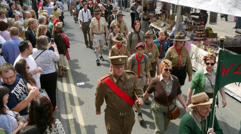 The Top Seven Things to do at the Brighouse 1940s Weekend