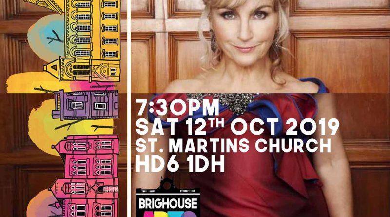 Lesley Garrett - Brighouse Arts Festival 2019